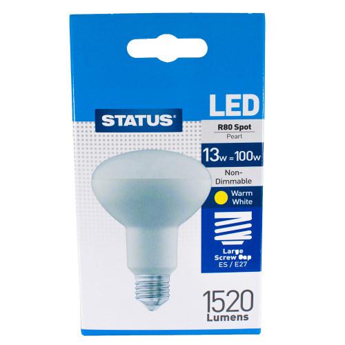 13w ES LED R80 Reflector Spot 4674205