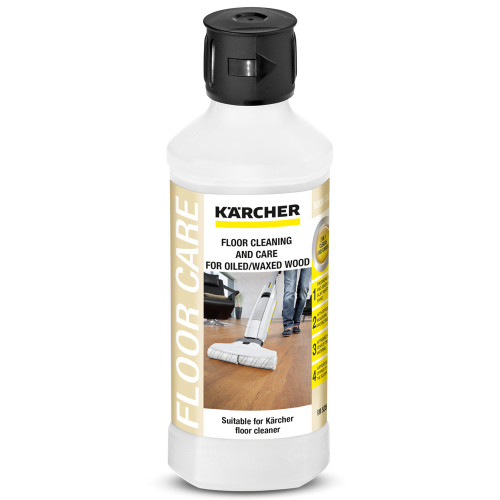 Karcher Oiled/Waxed Wood Detergent 500ml 6.295-942.0