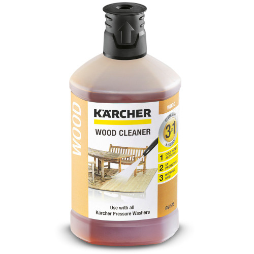 Karcher Plug & Clean Wood Cleaner 3-in-1 1L 6.295-757.0