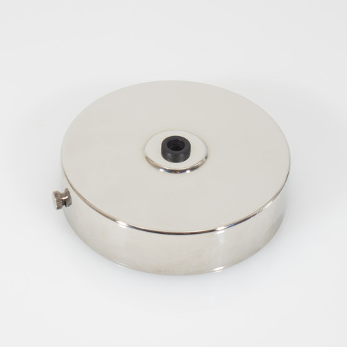 Chrome Ceiling Rose and Bracket 4700225