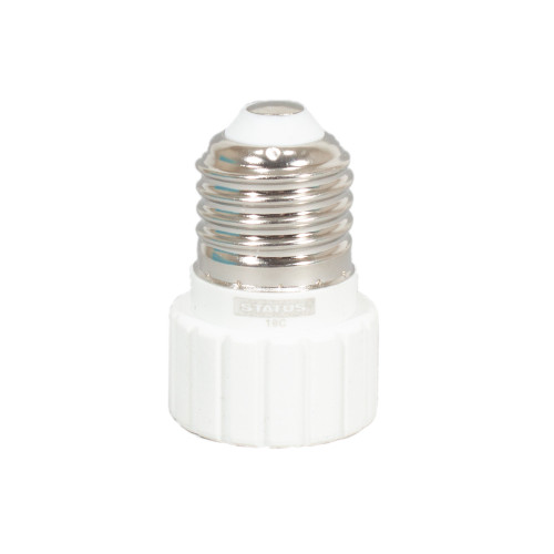 Light bulb converter E27 to GU10 4815095