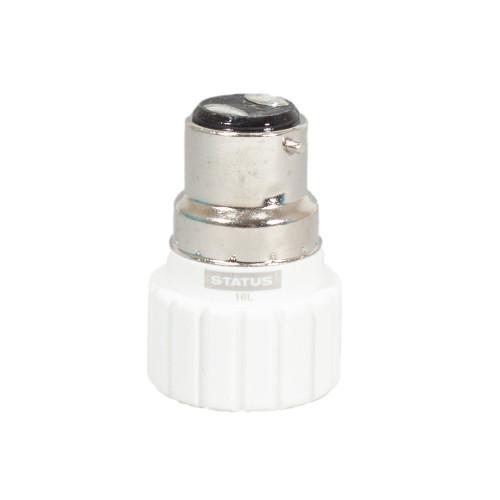 Light bulb converter B22 to GU10 4815100