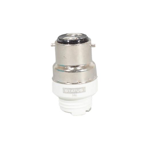 Light bulb converter B22 to G9 4815101