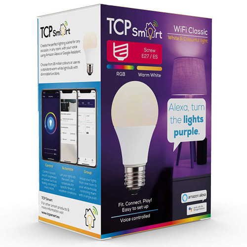 ES | E27 | Edison Screw RGB Smart Light Bulb 4821173