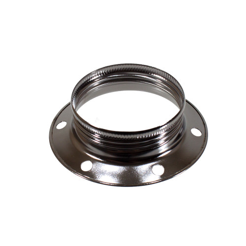 ES | E27 | Edison Screw Shade Ring Gun Metal 4944634