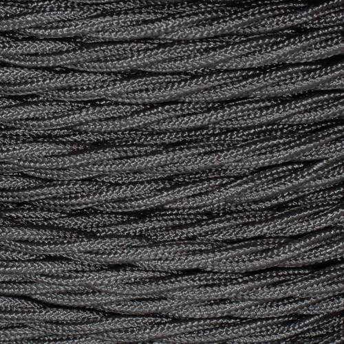 Dark Gray Twisted 3 Core Cable  4987378