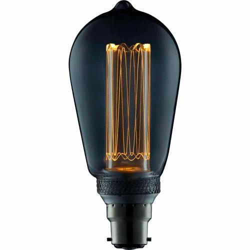 LED BC | B22 Classic Smoked 4w 5165012