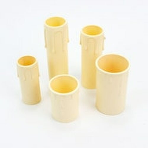 Candle Drip Tube Ivory 37 x 70mm [PLU47467]