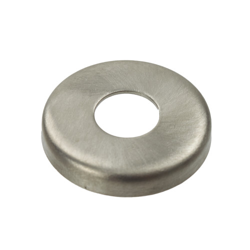 Satin Nickel Nut & Back Plate Cover 5376859