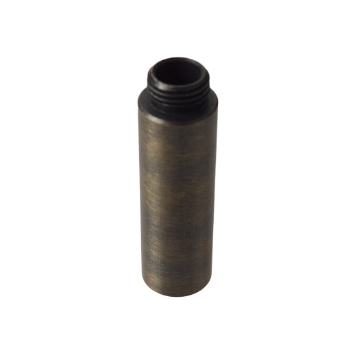 38mm Antique Brass Extender with Male & Female 10mm Threads 5571899