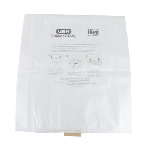 Vax Cloth Dust Bag 1-1-135980-00