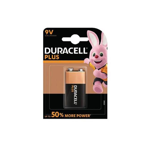 Duracell Plus Power 9V Battery 22609