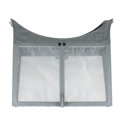 Tumble Dryer Hinged Fluff Filter 5988442