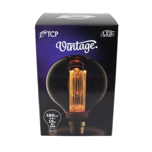 LED BC | B22 Vintage 2.5W TCP Globe 6249580