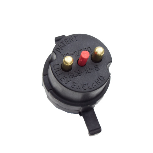 BC | B22 | Bayonet Cap Connection unit for the S-Lilley Safer Switched Lampholder 5824852