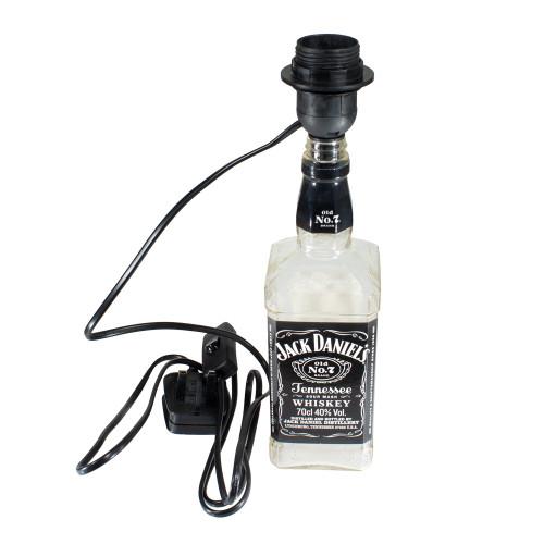 ES | E27 | Edison Screw Lampholder Bottle Adaptor with Lead Black 6188260