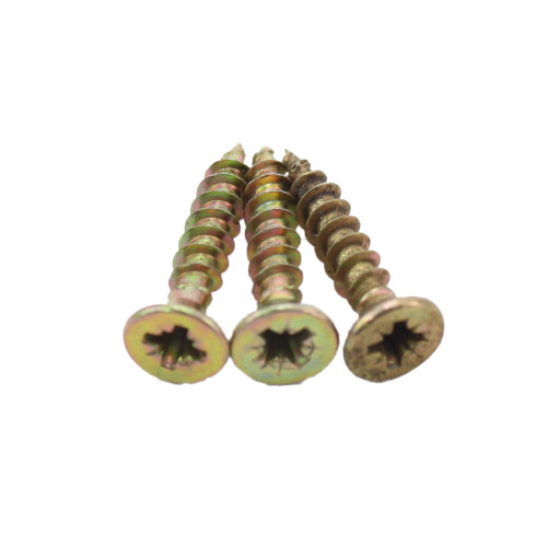 Brass Wood Screws for Backplates pack of 3 [PLU23452]