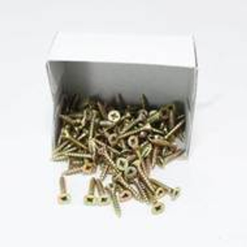Wood screws for Backplates box of 200 Pozi