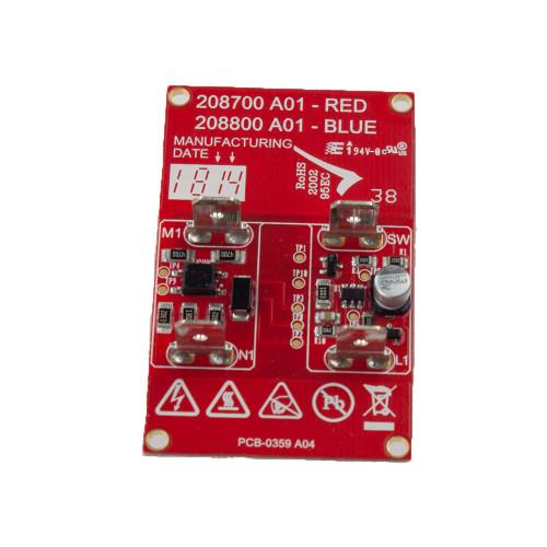 Numatic Henry PCB 4 tag 321990