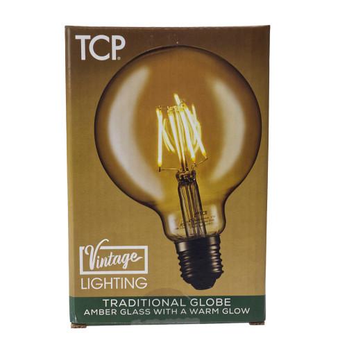 LED ES | E27 Vintage 7w Globe Lamp 7404762