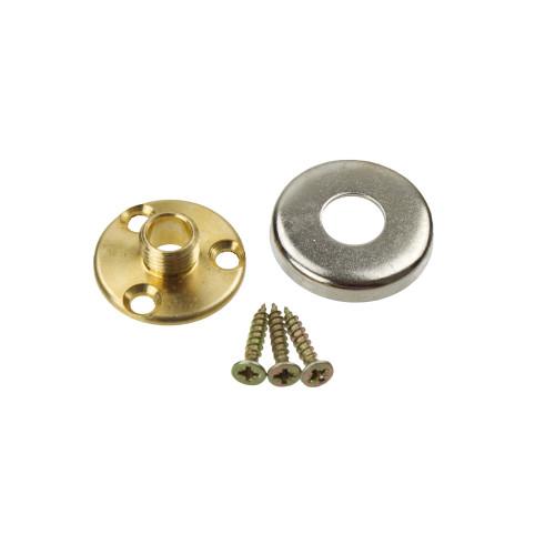 Lampholder Accessory Kit No 9 Nickel 7266137