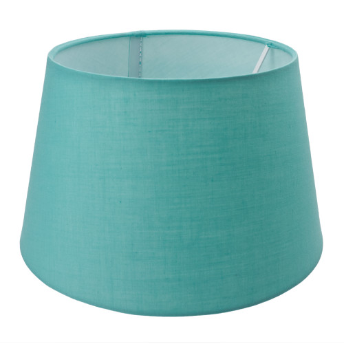 Drum Shade 25cm Tapered Teal