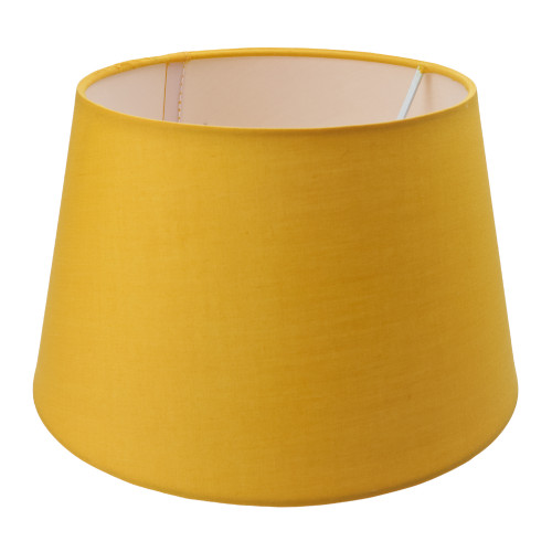 Drum Shade 25cm Tapered Marmalade