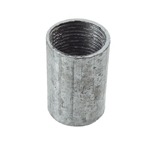 Galvanised conduit female coupler [PLU71326]