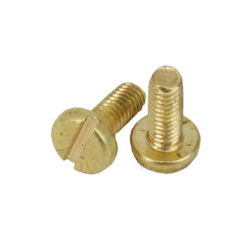 Galvanised conduit Lid screws pack of 2 [PLU71597]