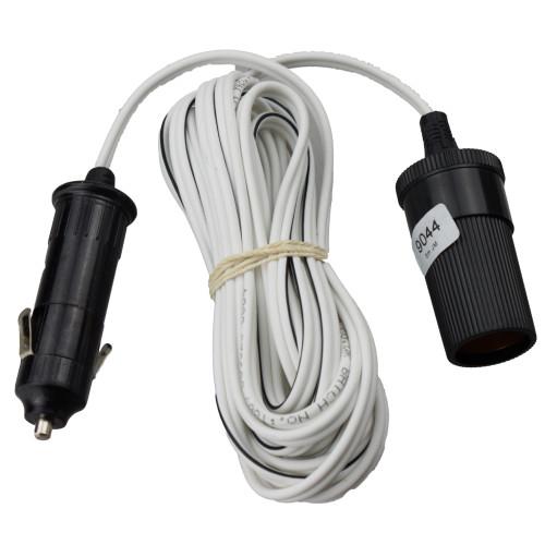Cigar Plug And Socket 5m Extension Lead 00061
