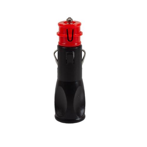 Dual Purpose 12V Plug (Single Pole/Cigar Plug) W4 37074