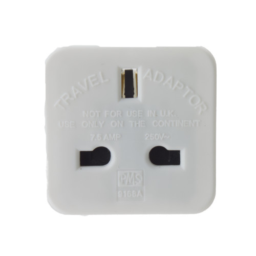 Travel Adaptor W4 20026