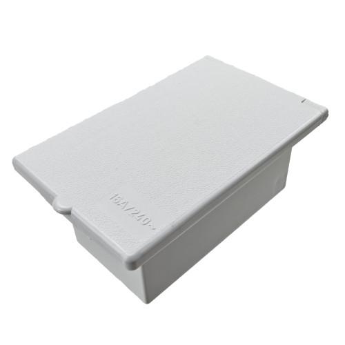 13 Amp Flush Mains Outlet W4 20039