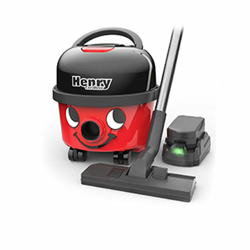 Henry Cordless HVB160