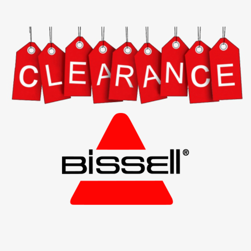 Clearance - Bissell