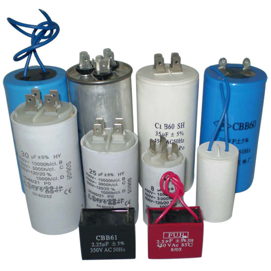 Appliance Capacitors