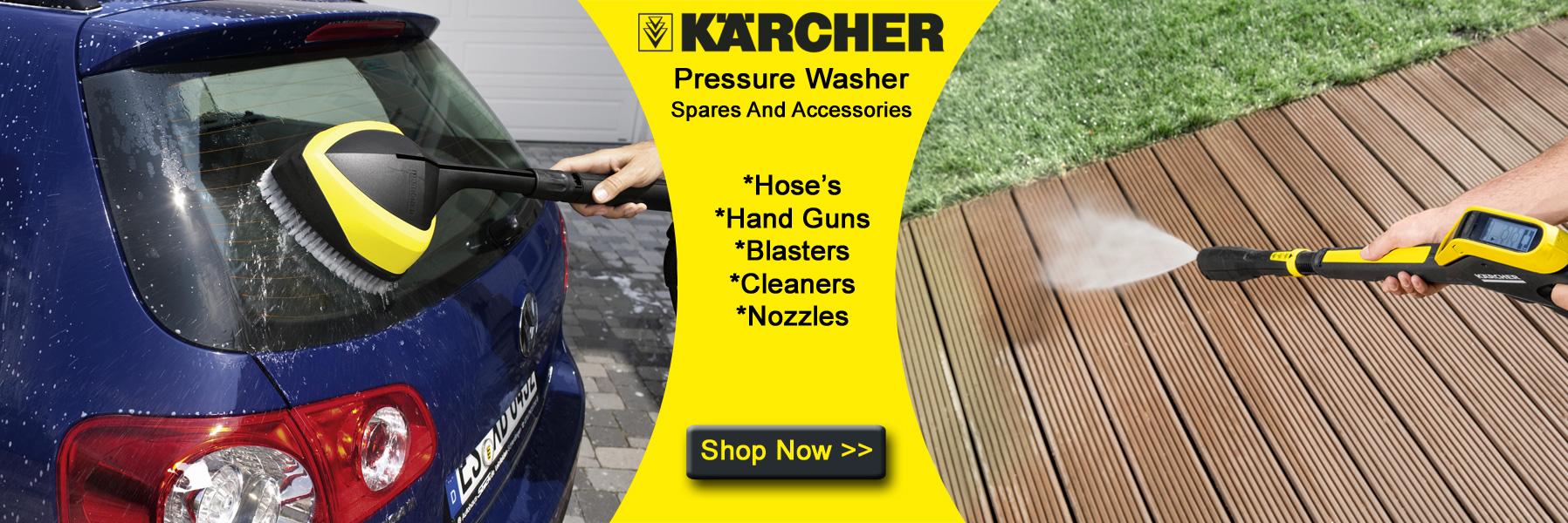 Karcher Spares