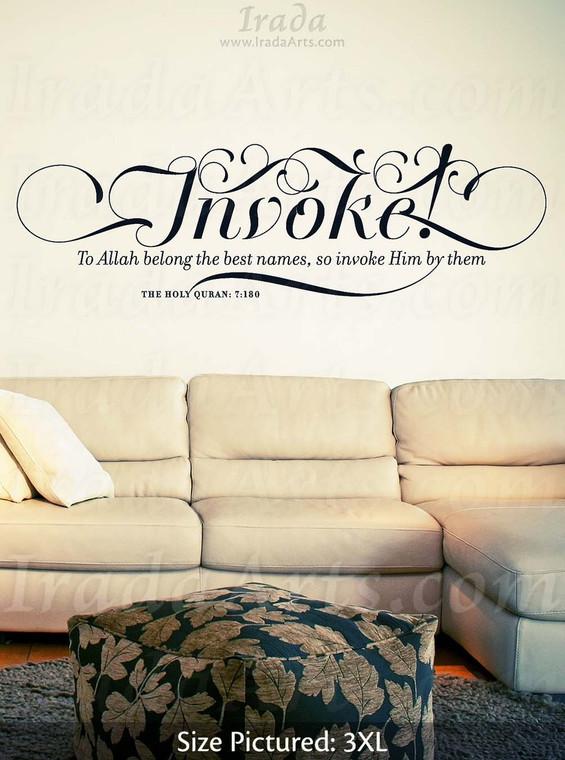 Invoke (Swash) – Decal
