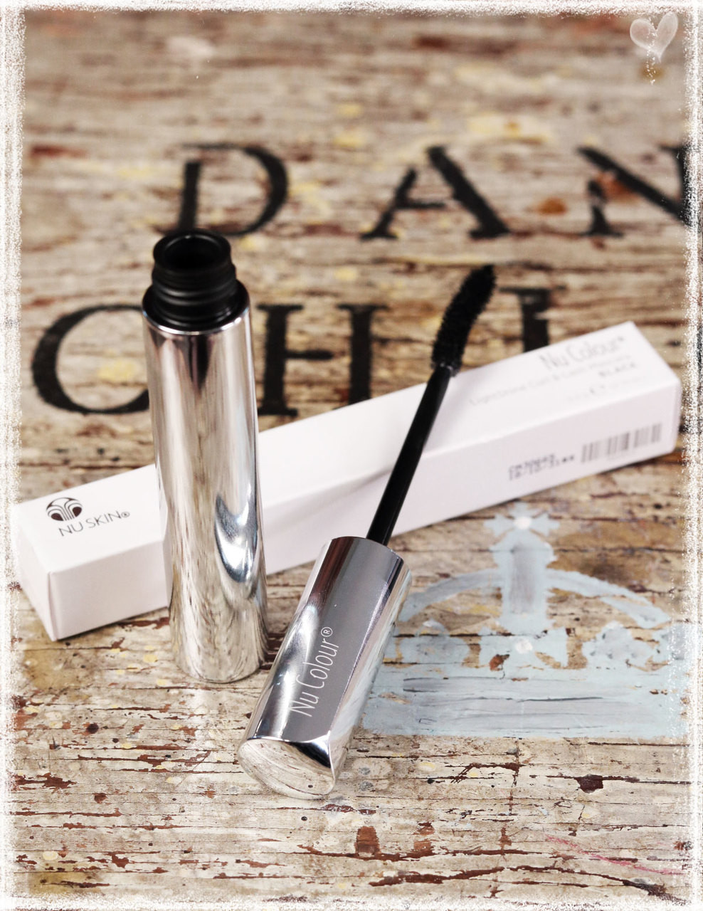 Lightshine Curling Lash Mascara By Nu Skin And Dang Chicks-8460