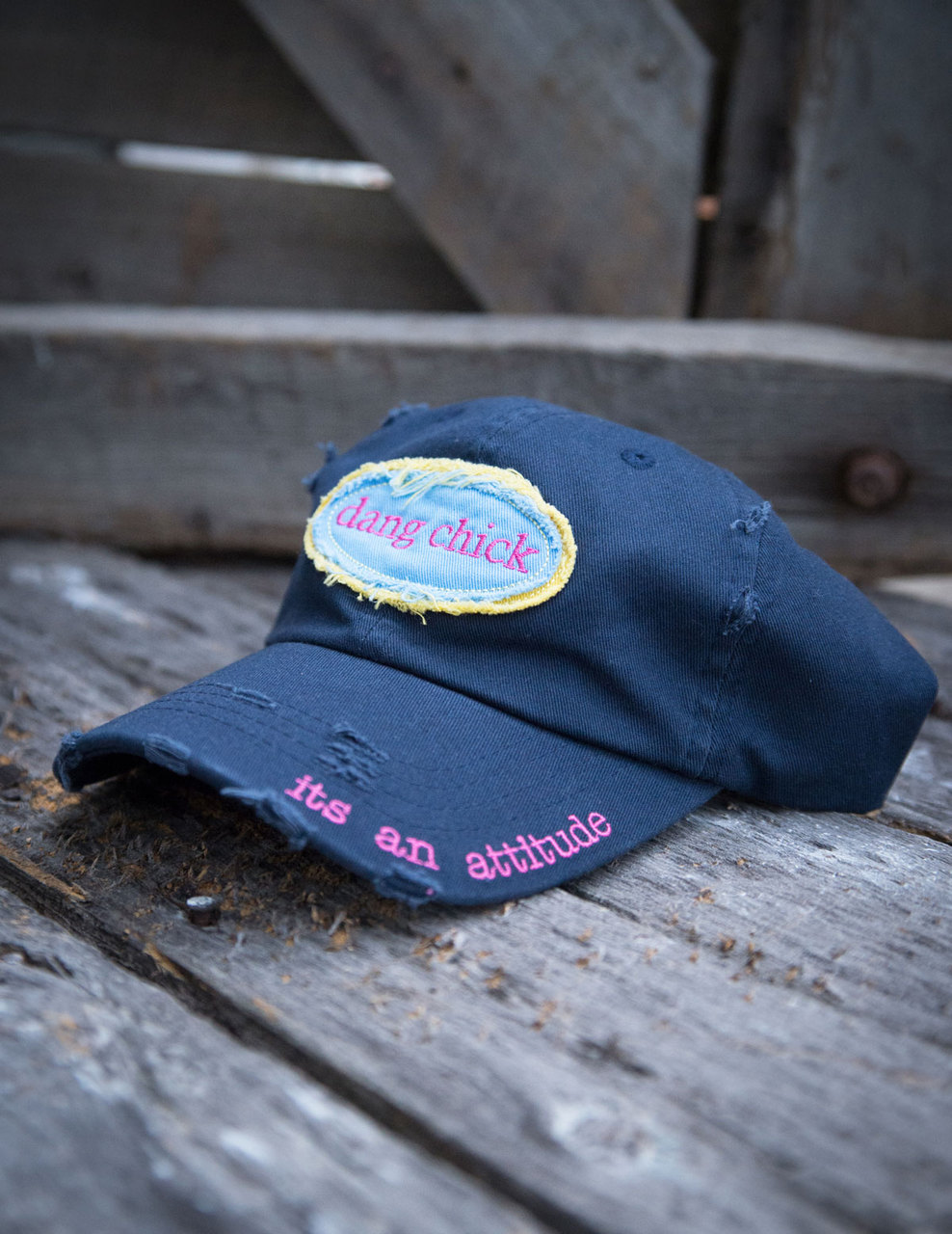 Dang Chick Hat By Dang Chicks