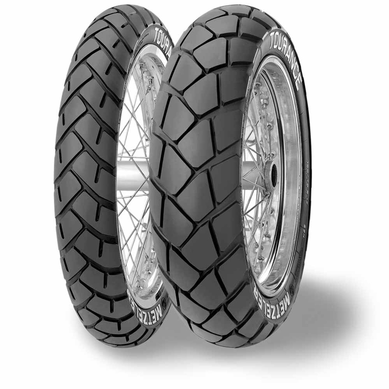 Metzeler Tourance Motorcycle Tyres 110 80 19 150 70 17 Pair For Sale Flitwick Motorcycles