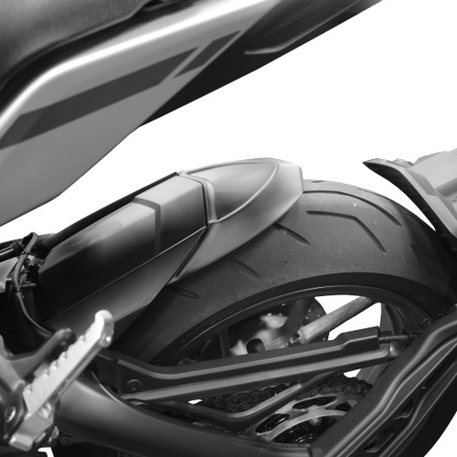 Pyramid Rear Hugger Extender 072436 for Yamaha MT-09/XSR 900 All years & Tracer 900 -2017 With Stickfit Kit