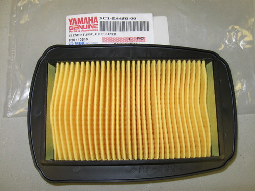 Genuine Yamaha Air Filter 3C1E44500000 WR125R/X, YZF-R125, MT-125
