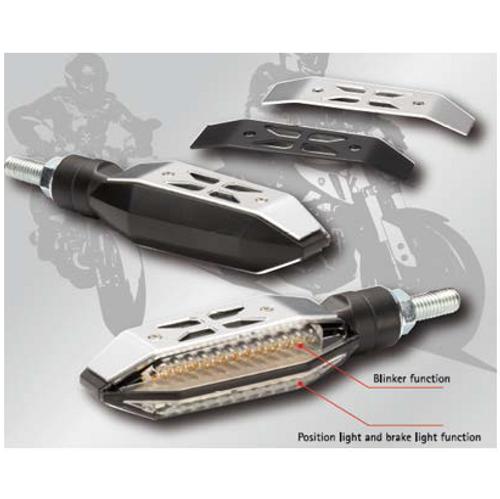 Genuine Yamaha LED Blinker Plus Indicators -Rear