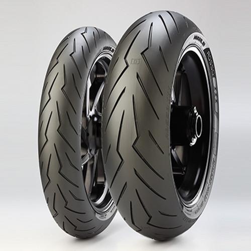 Pirelli Diablo Rosso III Sports Motorcycle Tyre
