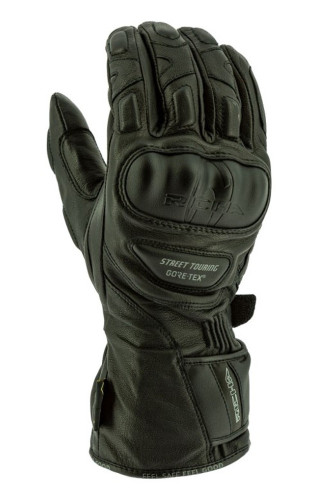 Richa Street Touring GTX Motorcycle Glove- Black