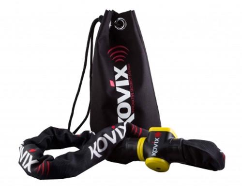 Kovix Link Chain with Integral Alarm Lock 10mm x 1200- KCL10-120