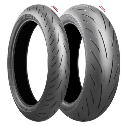 Bridgestone Battlax S22 Motorcycle Sports Tyre
