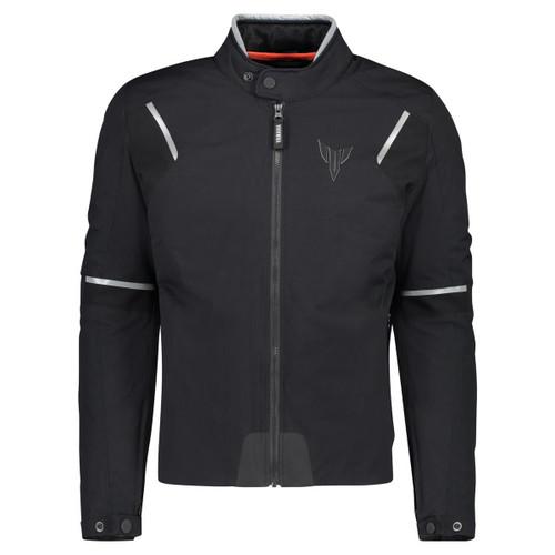 Genuine Yamaha MT Men's Textile Boston Jacket - Black & Grey