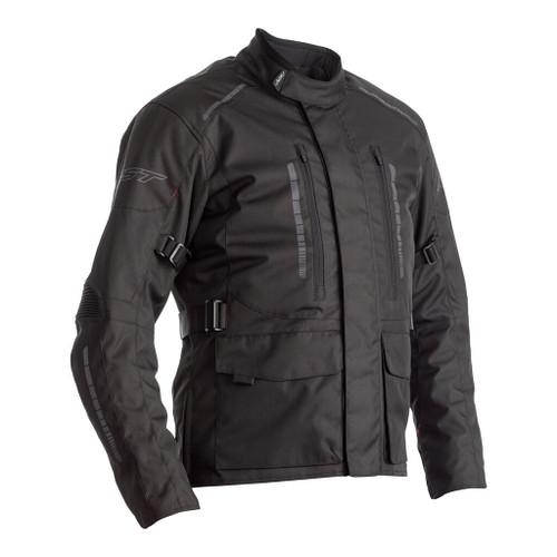RST Atlas CE Men's Textile Waterproof Motorcycle Jacket- Black